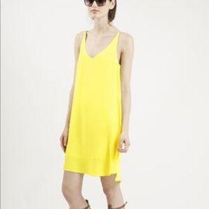 Topshop Women's High Apex Slip Dress Size 6